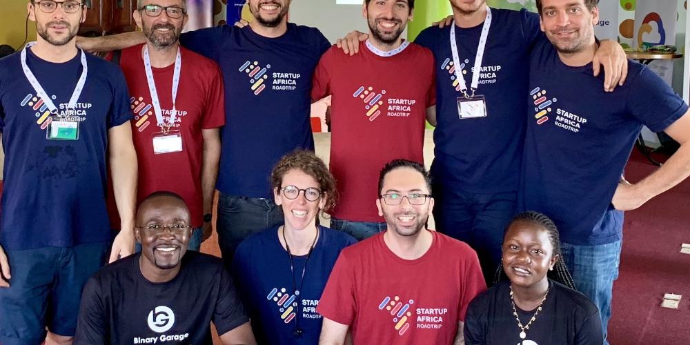 Startup Africa Roadtrip_Donate Image